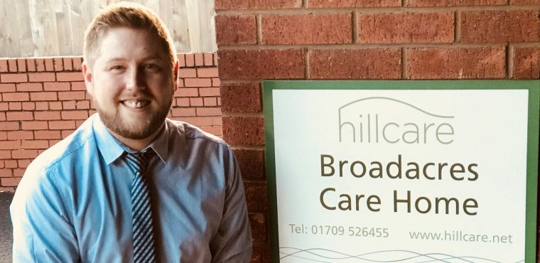 Career carer takes top job at Rotherham care home