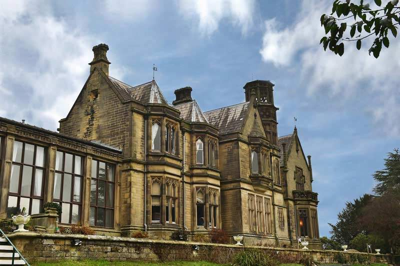 burton closes hall dementia care home Bakewell