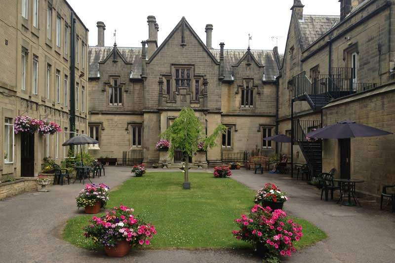 burton closes hall nursing care home Bakewell
