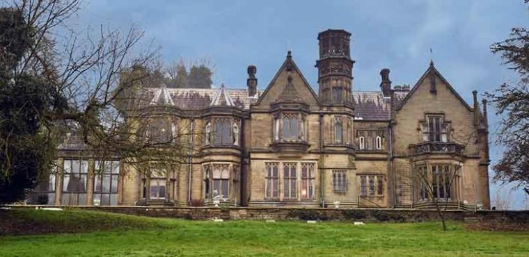 New manager at Grade II listed Derbyshire care home