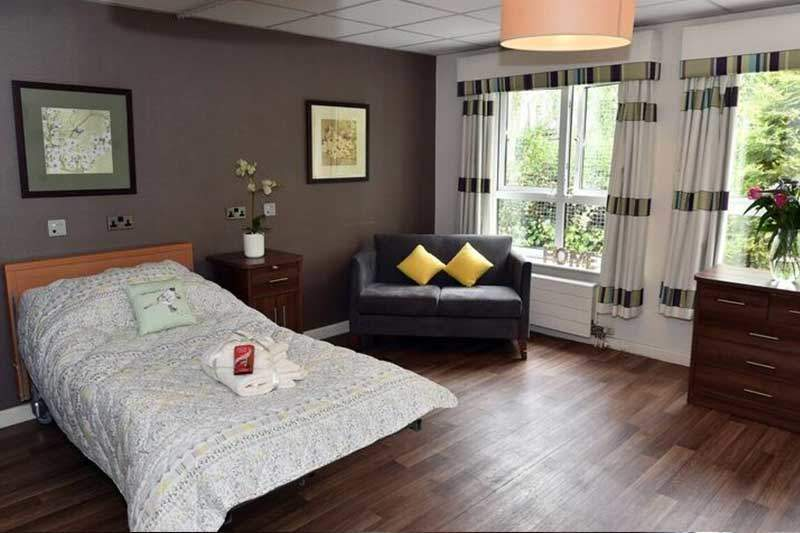 care home Ellesmere port
