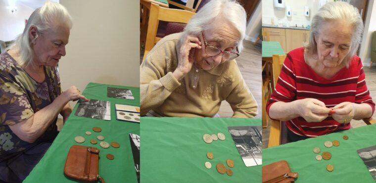 Money memories sparked by Royal Mint Museum loan