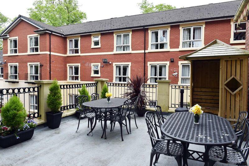 dementia care home Merseyside