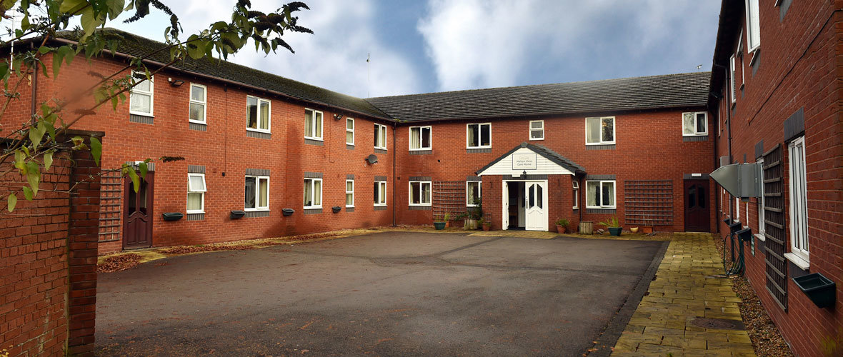 halton view dementia residential care home Widnes Cheshire