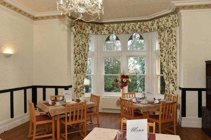 dining hall chairs nursing care home Huddersfield