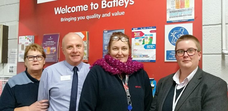 Batleys raises funds for Middlesbrough residents with dementia