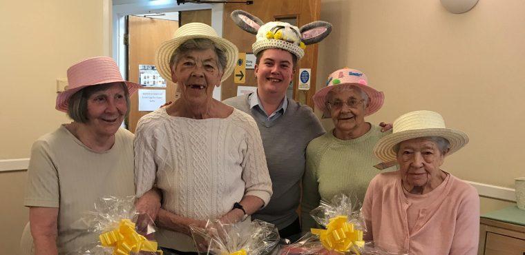 Easter fayres raise hundreds for Teesside care homes