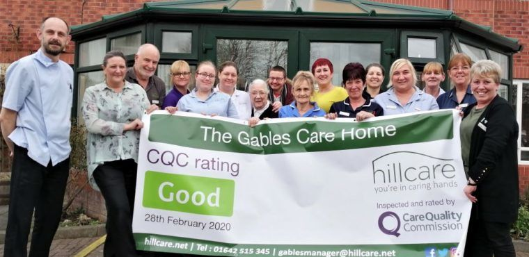 Middlesbrough care home's high praise from watchdog