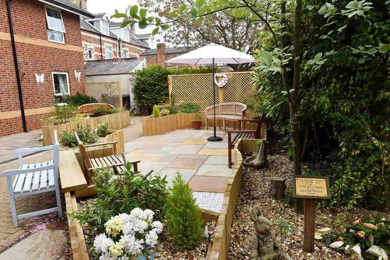 garden hazelgrove court
