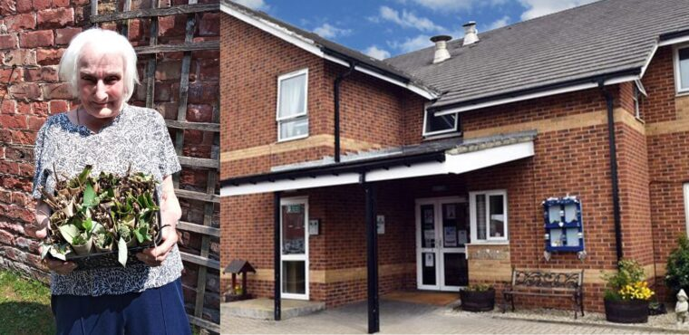 30 Days Wild for Saltburn care home residents