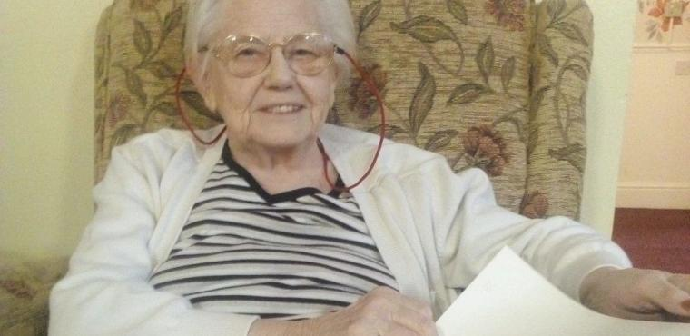 Care home bookworms celebrate National Storytelling Week