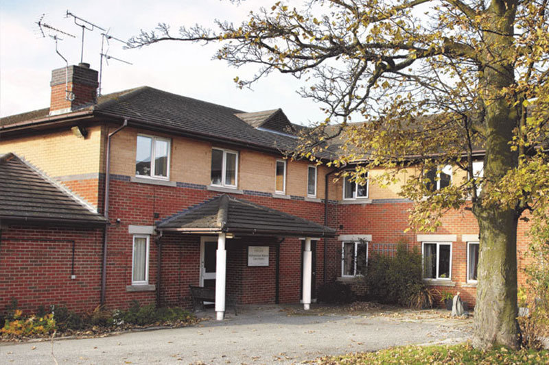 residential care home Chesterfield