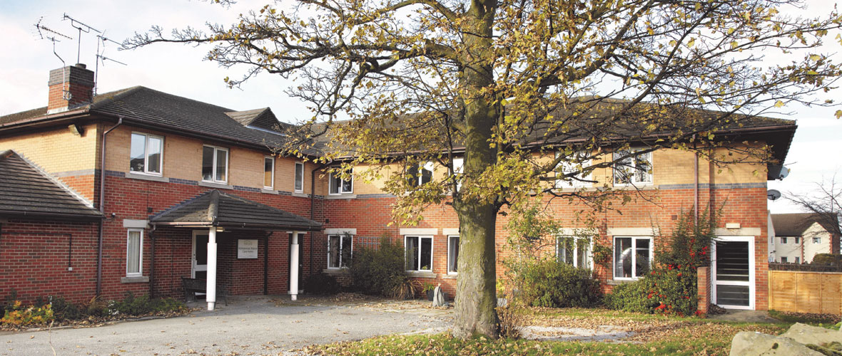 holmewood dementia residential care home chesterfield