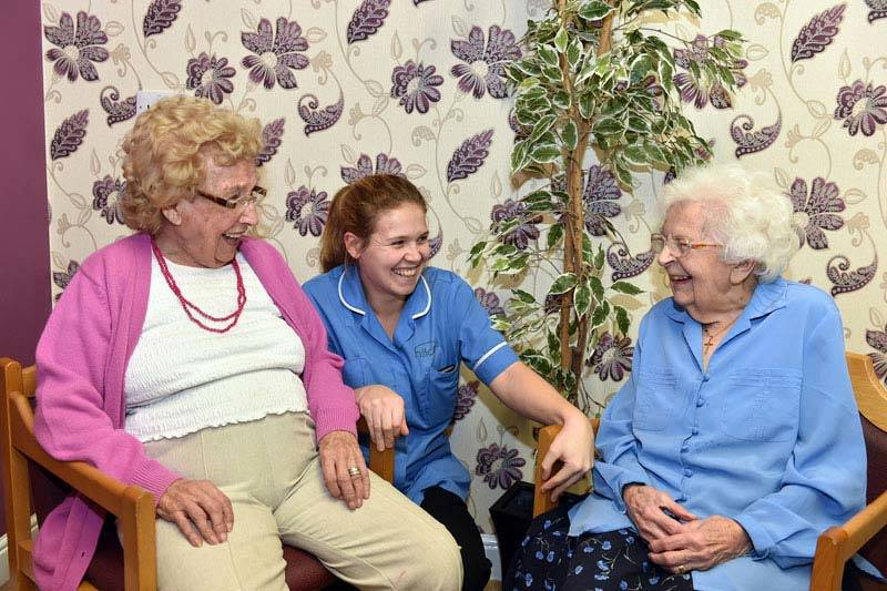 holmewood dementia residential care home