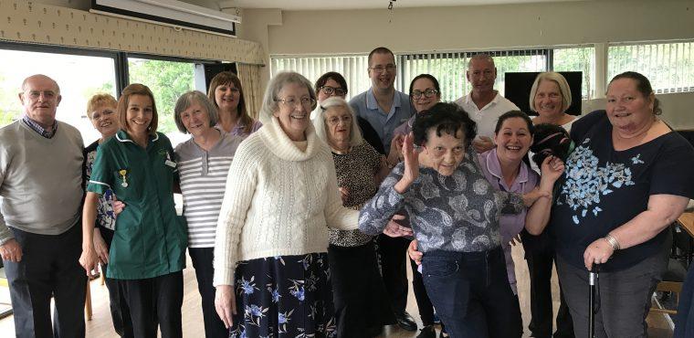 Teesside Tea Dance raises hundreds for care home residents