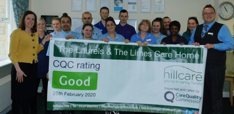 """Marvellous"" Sheffield care home gets ""Good"" from CQC"