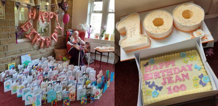 Big birthday bash for Jean's 100th year