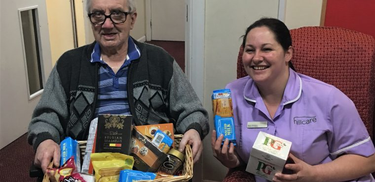 Mandale House Care Home's Christmas food bank appeal
