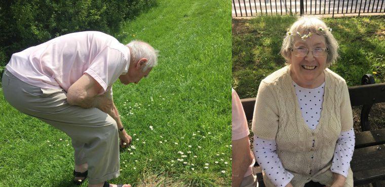 Harewood Pleasure Gardens visit for Thornaby elderly