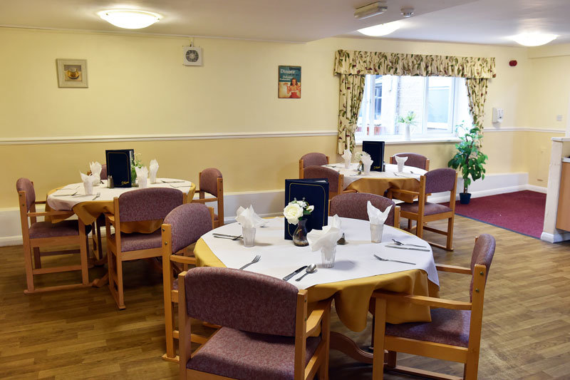 nursing care home chesterfield