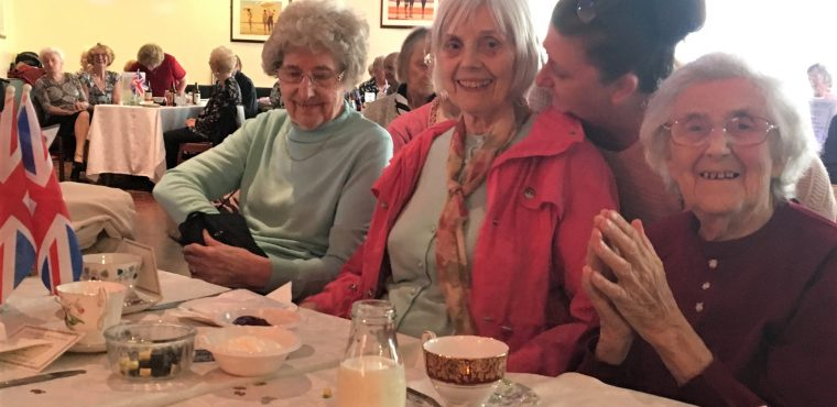 Music, dancing and high tea to celebrate Older Persons Day