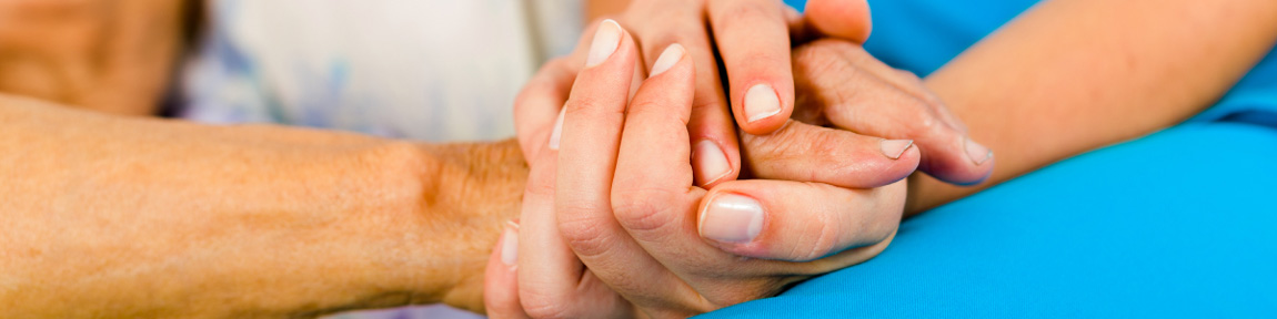 hands in hands - our values header