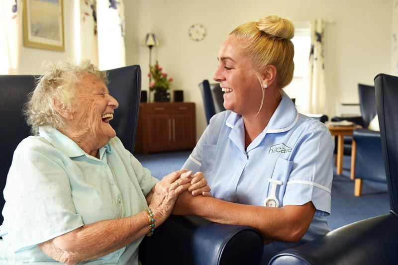 palliative care home Newcastle