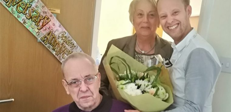 Golden wedding anniversary for Chester-le-Street couple