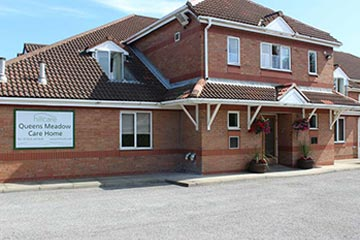 queen meadow residential care home Hartlepool