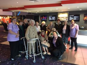 Dementia friendly Calamity Jane screening