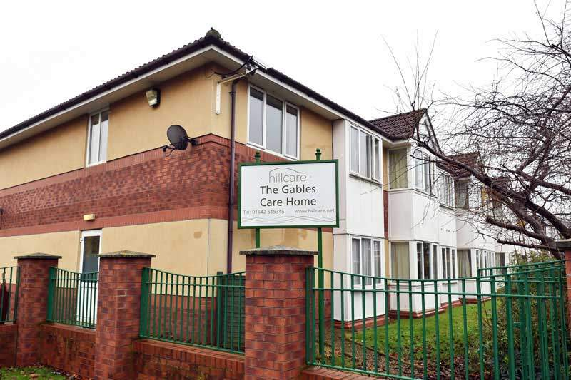 residential care home Middlesbrough front view