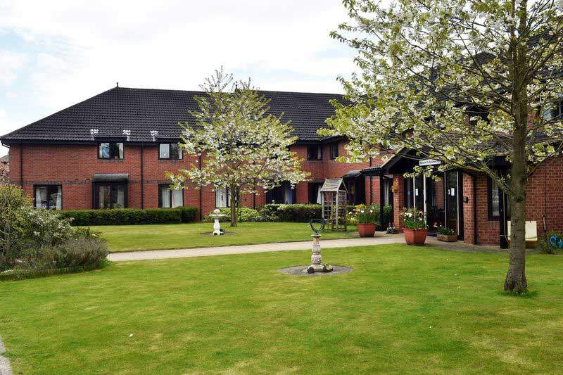 sycamore hall care home Ripon featured